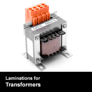 Laminations for Transformers